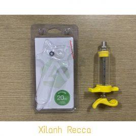 Xi lanh nhựa RECCA 20ml